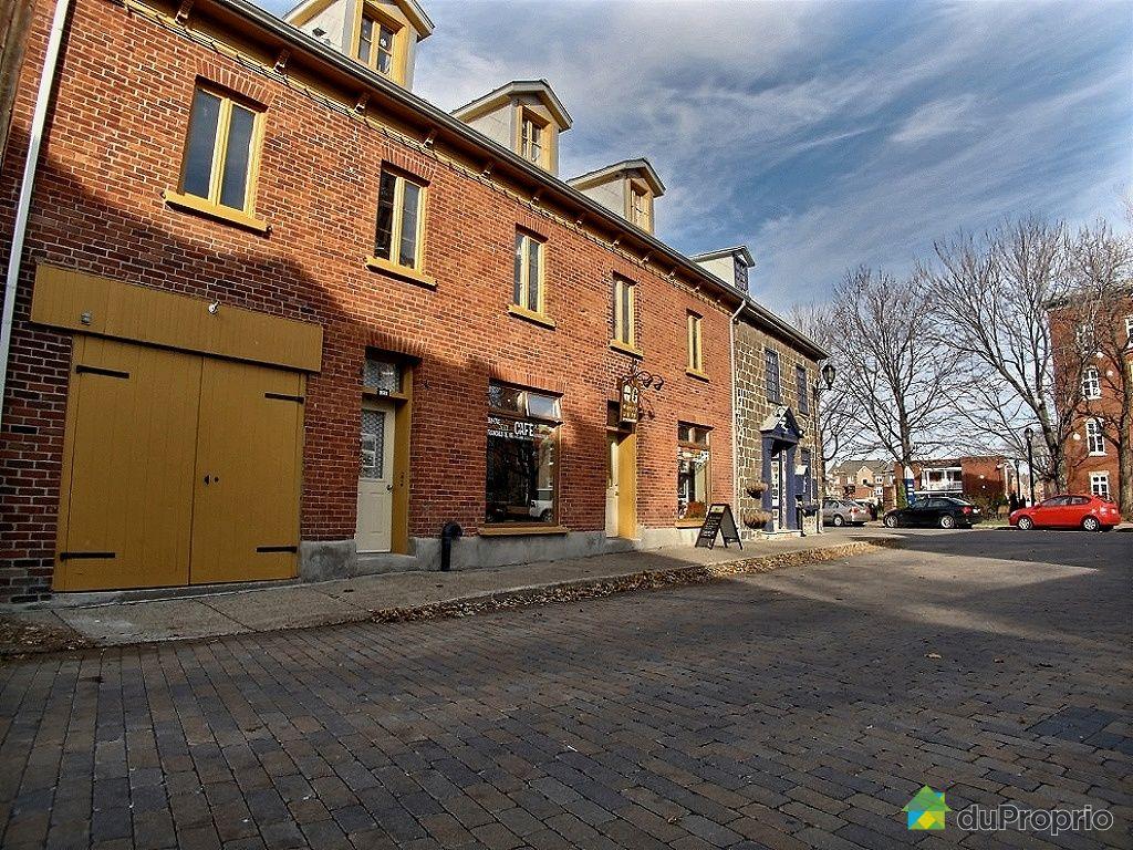 Duplex vendre la prairie 206 208 rue sainte marie for Zumba exterieur laprairie