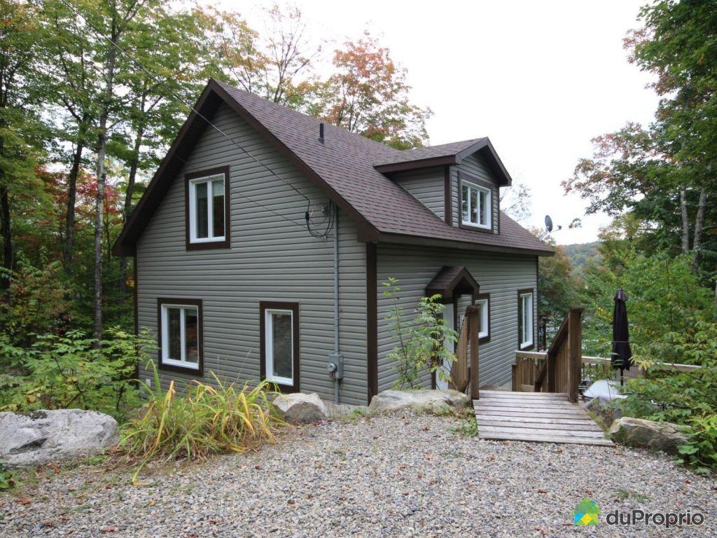 Lac emeraude a vendre proprietes etangs a for Acheter une maison au canada montreal