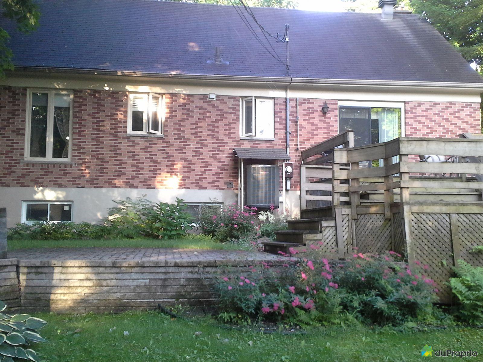 Maison vendre montchatel 4121 rue d 39 estr es immobilier qu bec dupro - Module exterieur a vendre ...