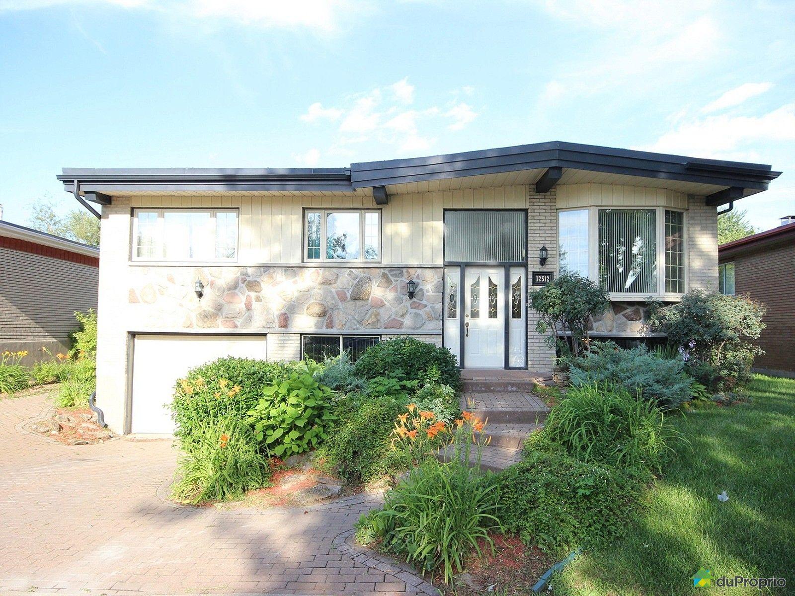 Maison vendu montr al immobilier qu bec duproprio 628880 for Acheter une maison a montreal
