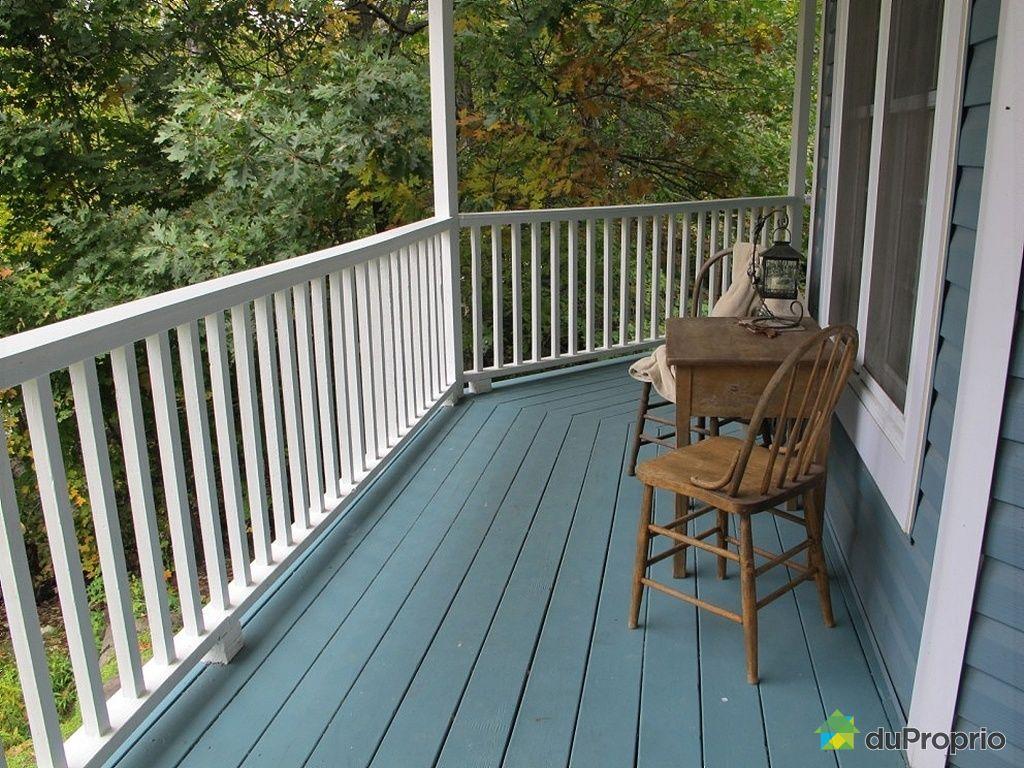 Maison vendu pr vost immobilier qu bec duproprio 367843 for Escalier exterieur 2 etages