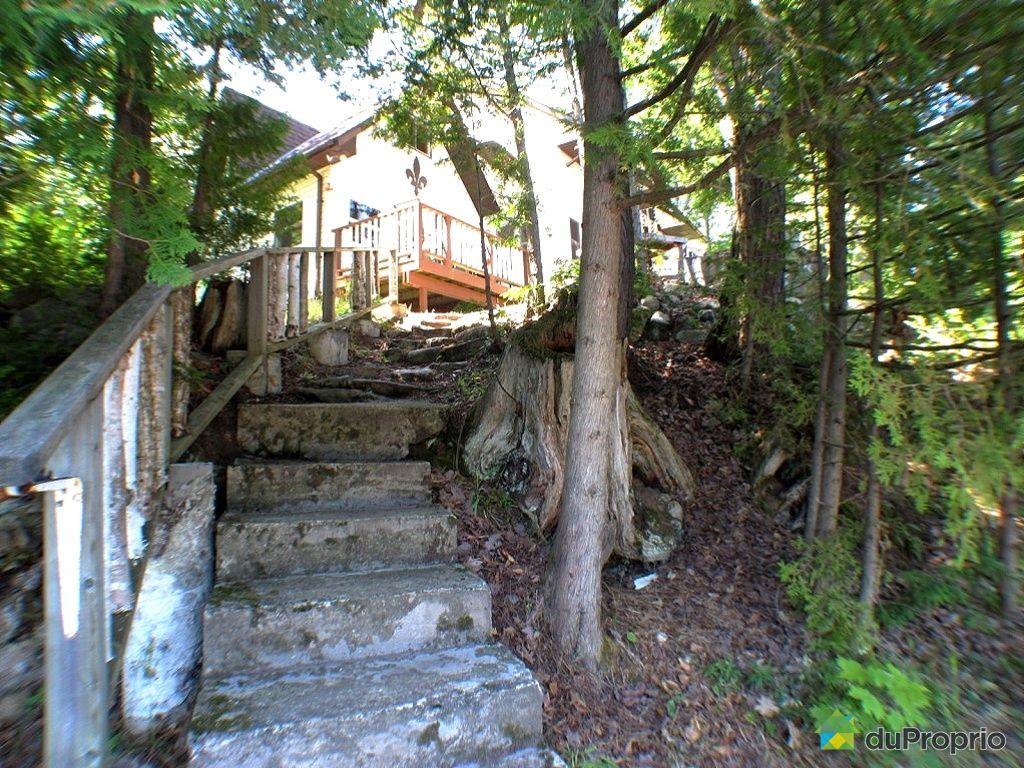Maison vendre denholm 714 chemin du lac sam immobilier for Exterieur maison campagne