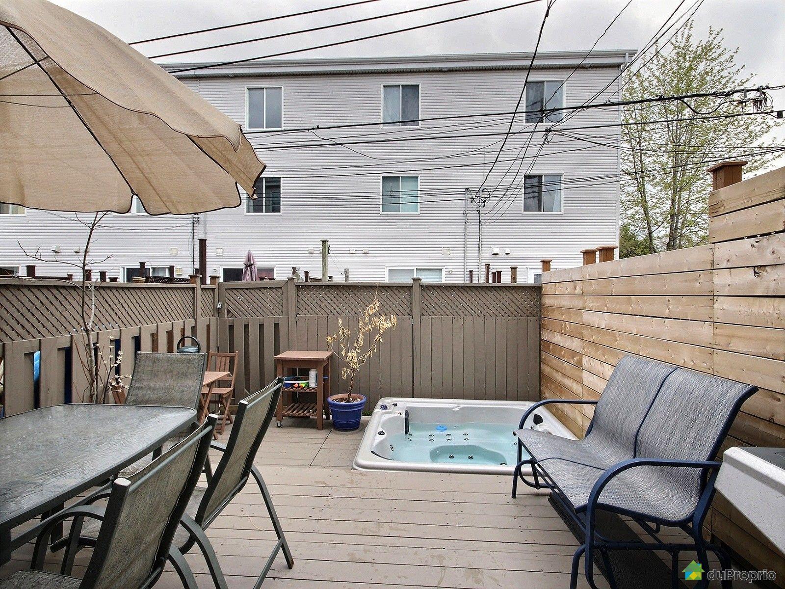 Maison vendre montr al 14883 rue sherbrooke est for Piscine exterieur montreal