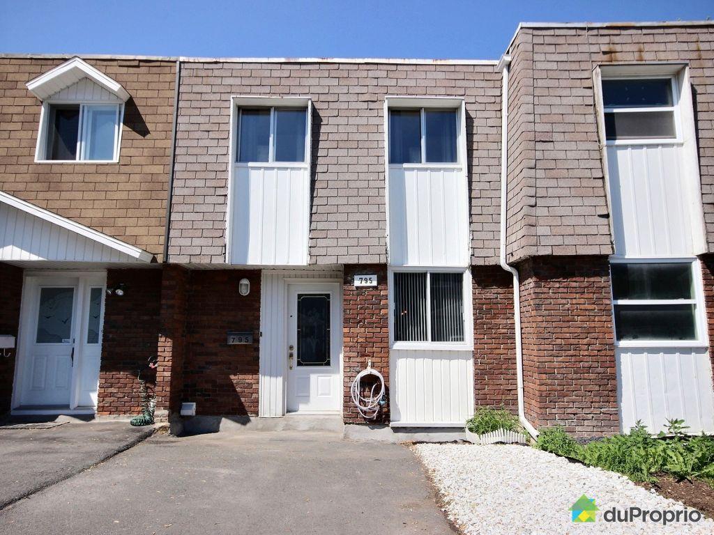 Maison vendu montr al immobilier qu bec duproprio 617150 for Achat maison montreal canada