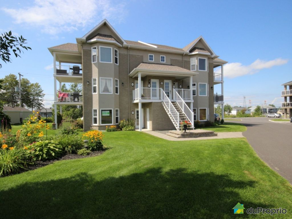 Condo vendre breakeyville 301 38 place du jardin for Dujardin immobilier