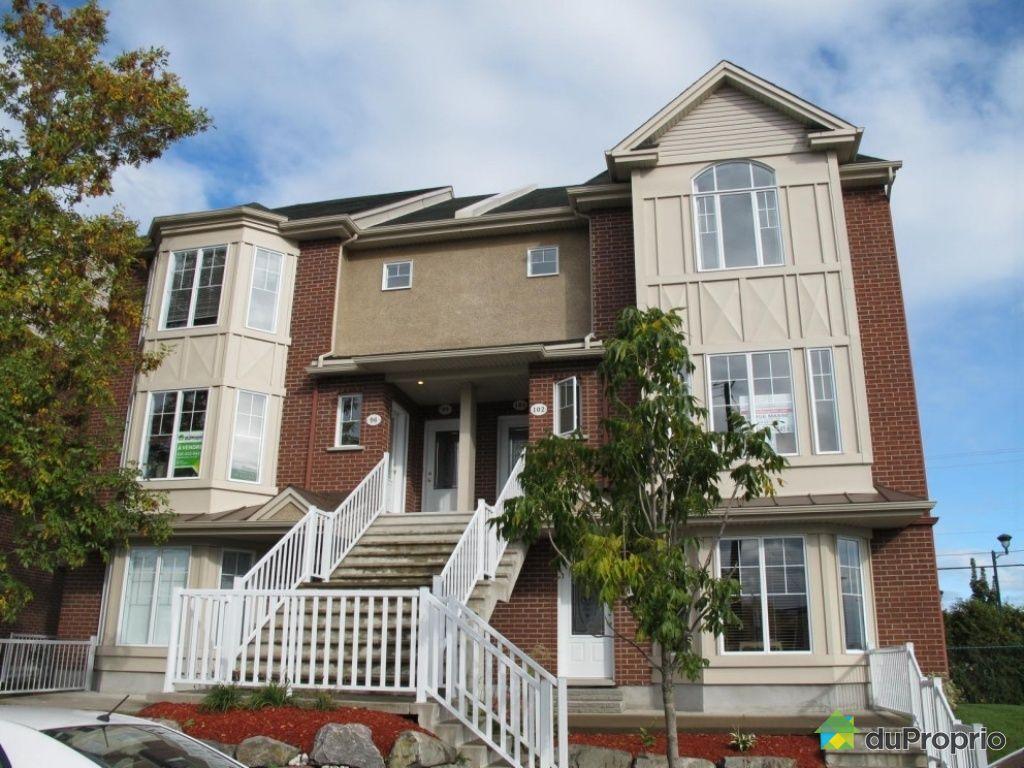 Condo vendre candiac 104 avenue daguerre immobilier for Garage vestric et candiac