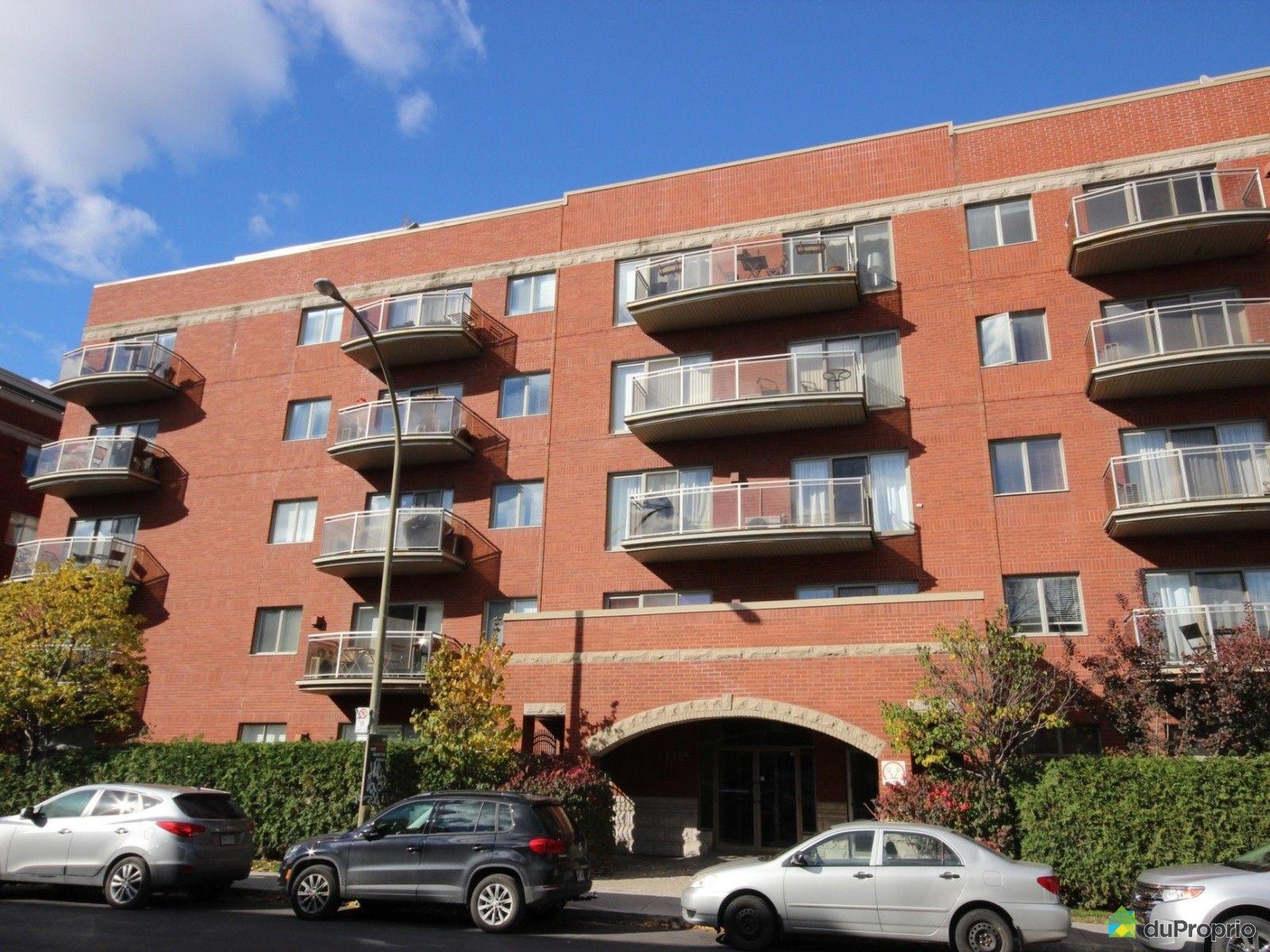 Condo vendu montr al immobilier qu bec duproprio 558412 for Appartement avec piscine montreal