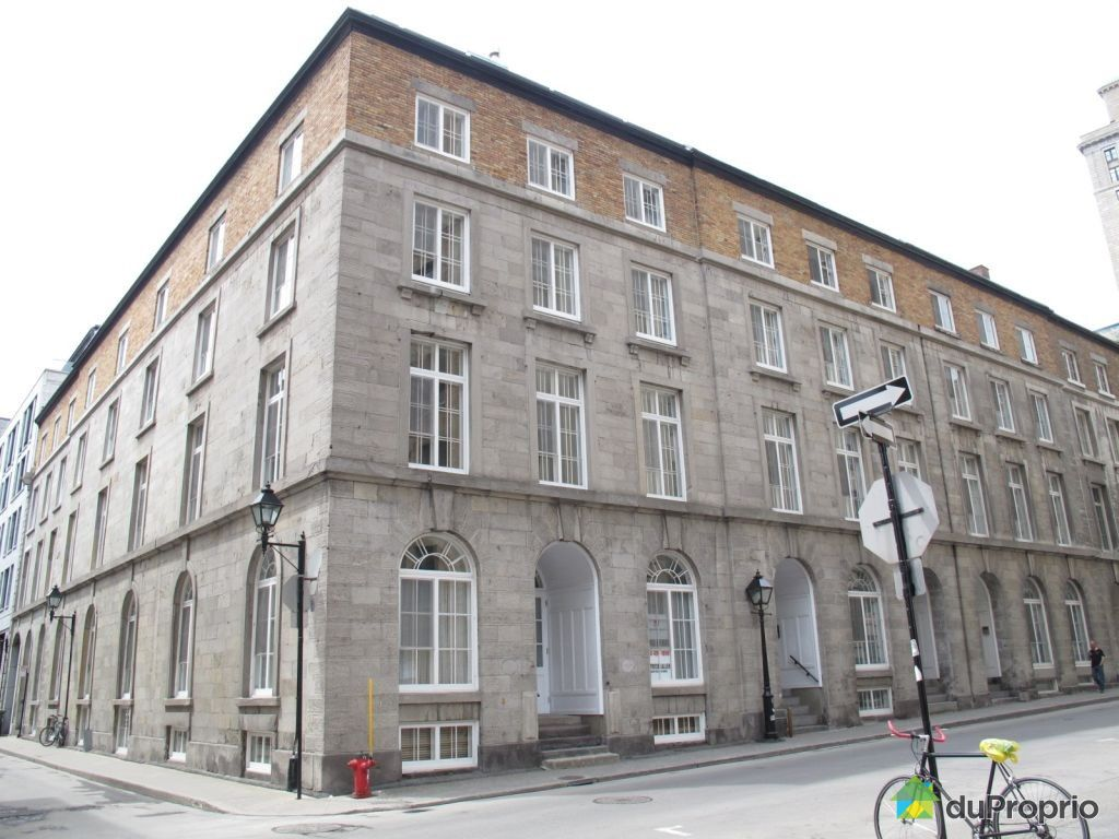 Condo vendu montr al immobilier qu bec duproprio 333802 for Achat maison montreal canada