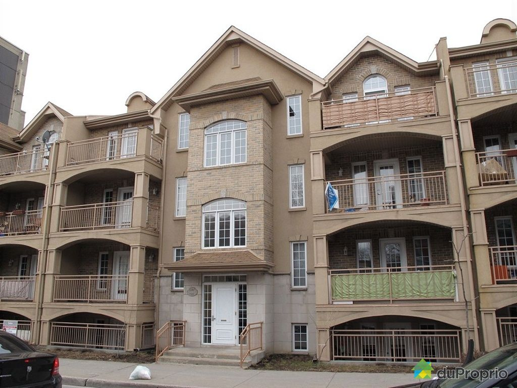 Condo vendre montr al 2503 boulevard de maisonneuve for Meuble montreal centre ville
