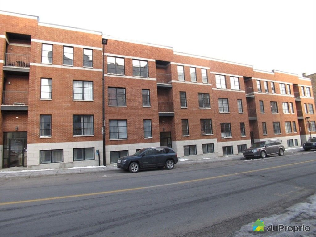 Condo vendu montr al immobilier qu bec duproprio 560194 for Air climatise mural montreal