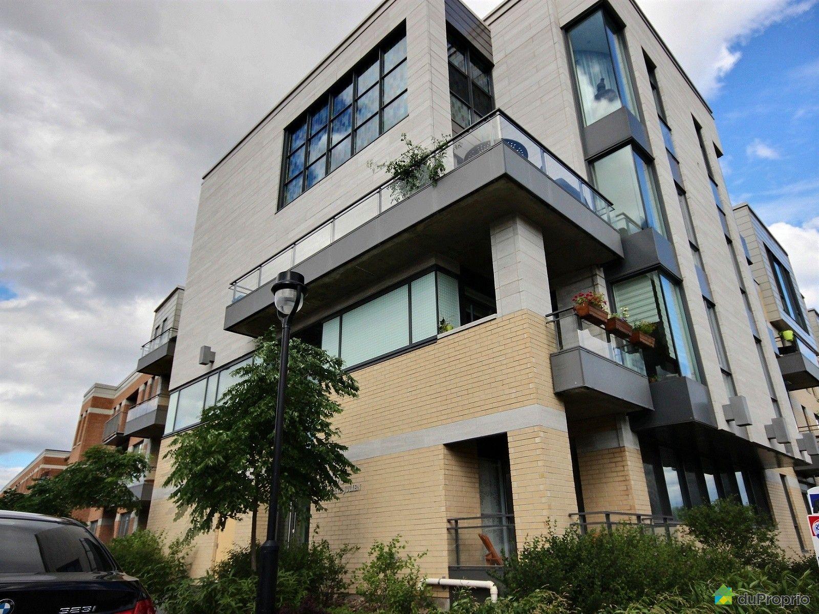 Condo vendre montr al 12 1200 rue pauline julien - Appartement meuble plateau mont royal ...