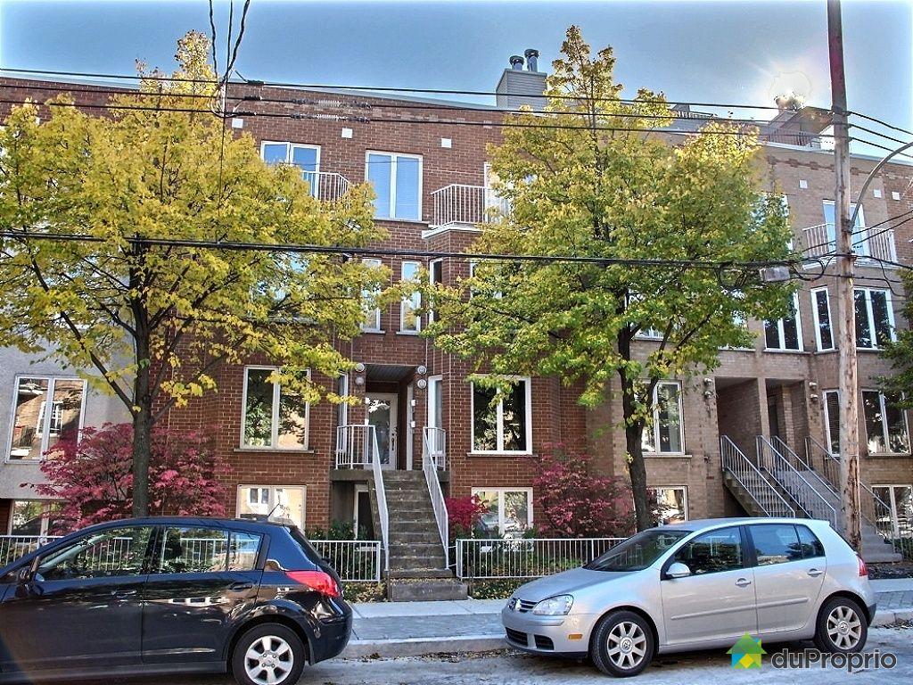 Condo vendu montr al immobilier qu bec duproprio 368309 for Fenetre verdun montreal