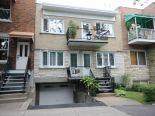 Duplex � Rosemont / La Petite Patrie, Montr�al / l'�le via le proprio