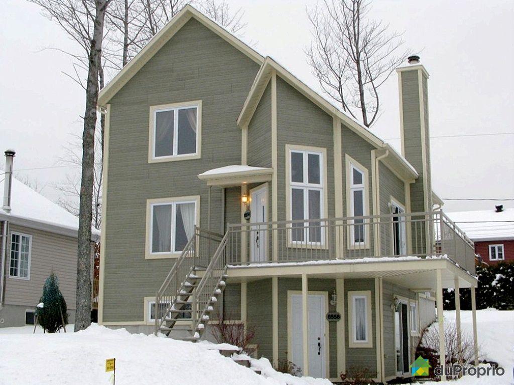 duplex vendu st mile immobilier qu bec duproprio 222280. Black Bedroom Furniture Sets. Home Design Ideas