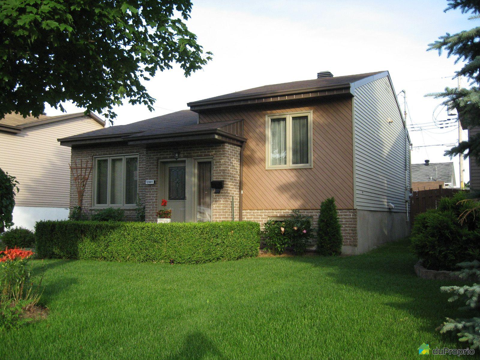 Maison vendu montr al immobilier qu bec duproprio 480108 for Acheter un maison a montreal