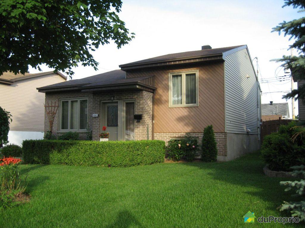 Maison vendu montr al immobilier qu bec duproprio 480108 for Achat de maison quebec