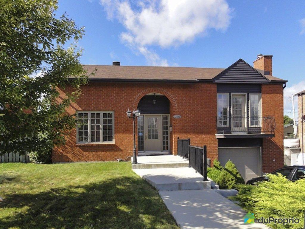 12260 avenue pierre baillargeon rivi re des prairies vendre duproprio - Maison a vendre par le proprietaire ...