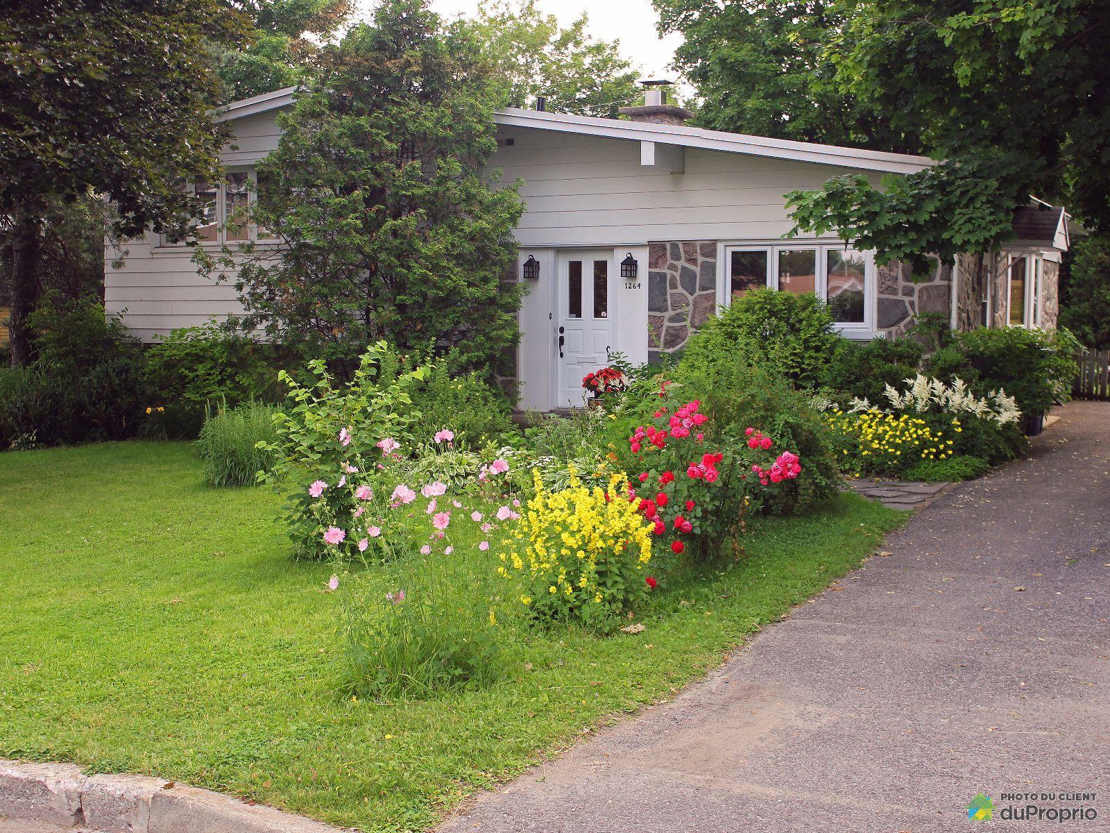 Maison vendu ste foy immobilier qu bec duproprio 673421 for Ajouter un etage a sa maison