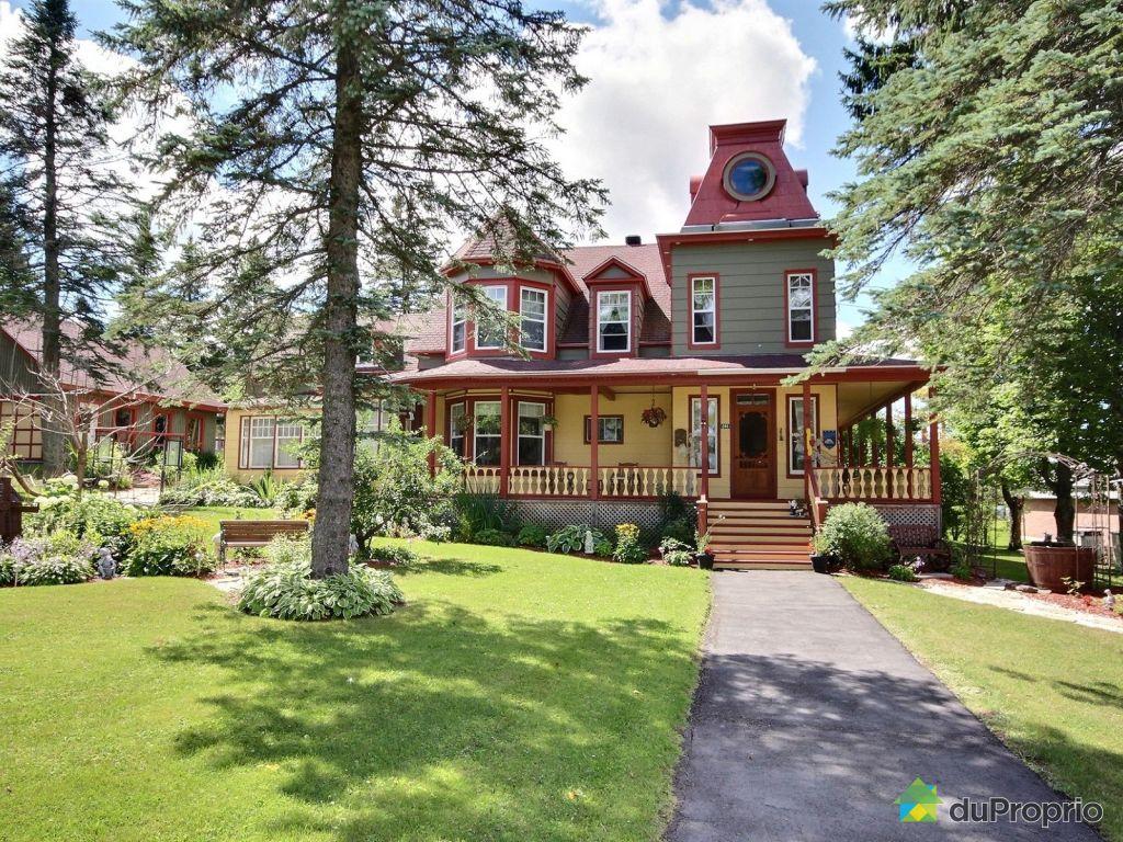 Maison vendre audet 244 rue principale immobilier for Achat de maison quebec