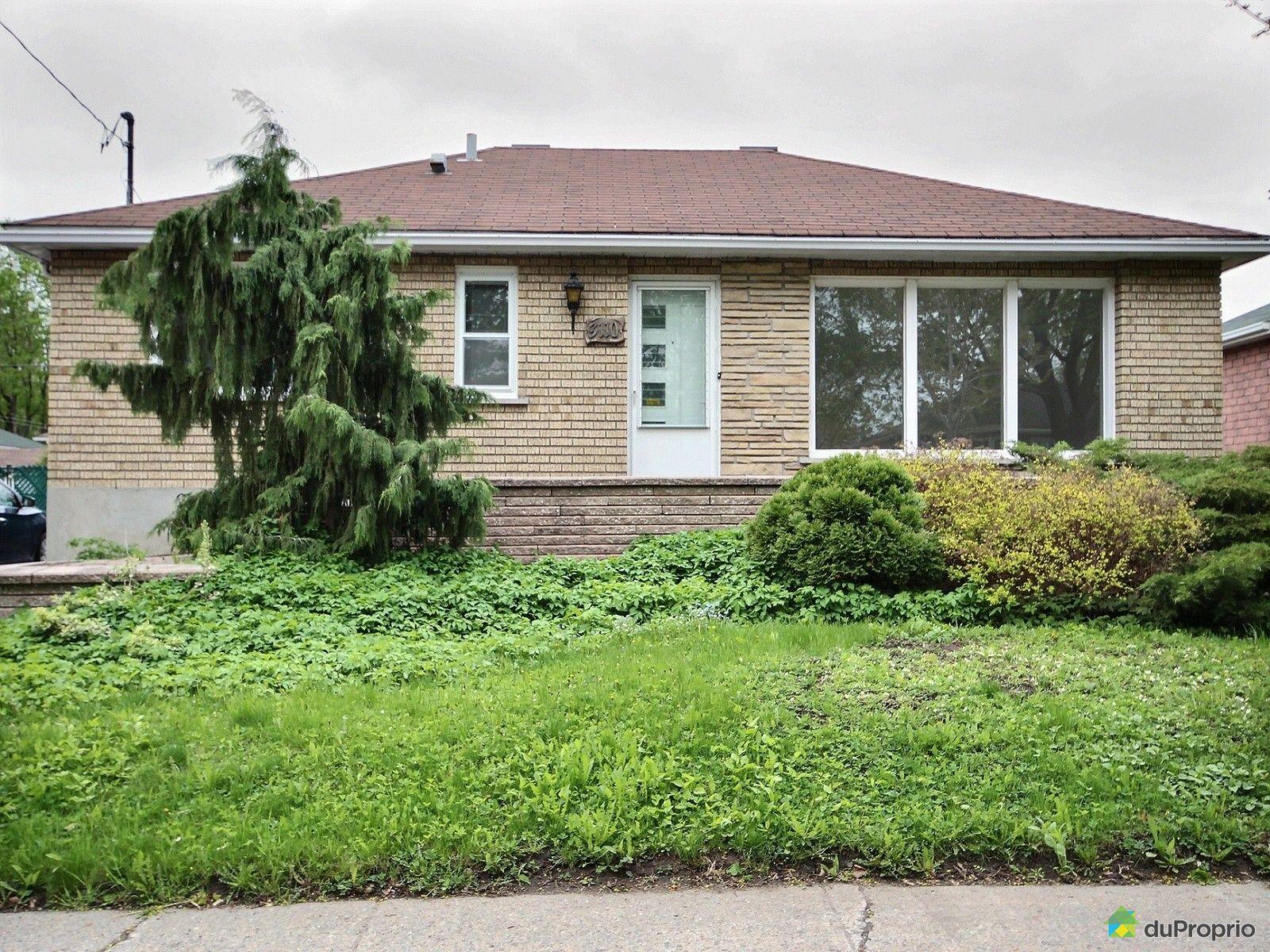 Maison vendu montr al immobilier qu bec duproprio 702351 for Acheter maison montreal canada