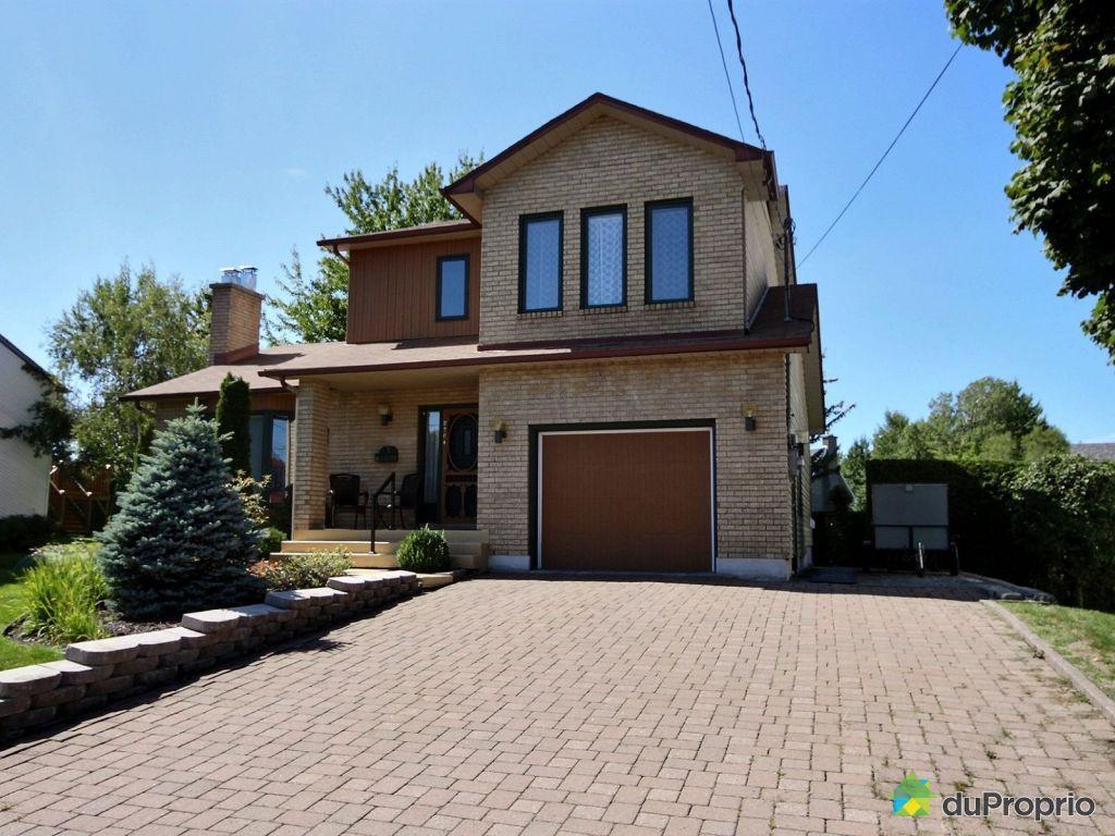 Maison vendre sherbrooke 2764 rue des cormiers for Achat maison quebec