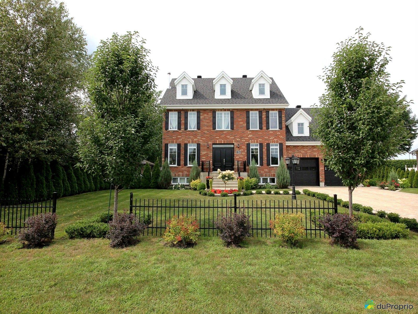 maison vendre st amable 795 rue martin immobilier qu bec duproprio 196783. Black Bedroom Furniture Sets. Home Design Ideas