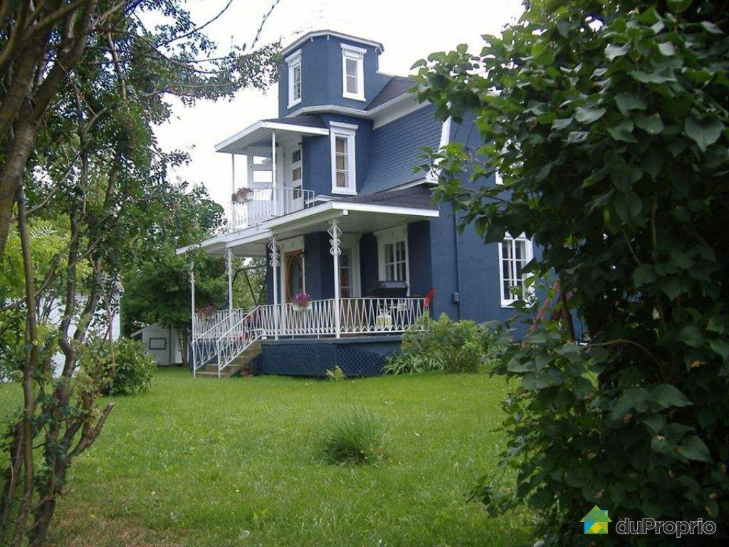 Maison à vendre St-Antoine-De-Tilly, 3945 chemin de Tilly ...