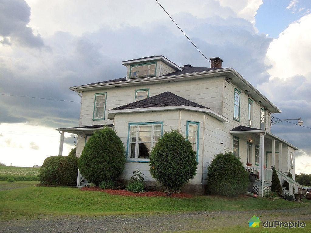 Maison vendre st joseph de beauce 1051 route 276 est immobilier qu bec - Priere a st joseph pour vendre maison ...