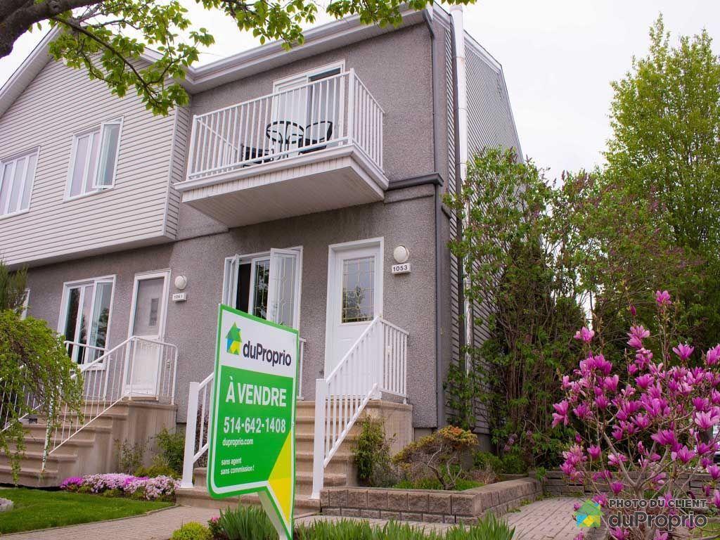 Maison vendre montr al 1053 rue j omer marchand for Acheter une maison a montreal