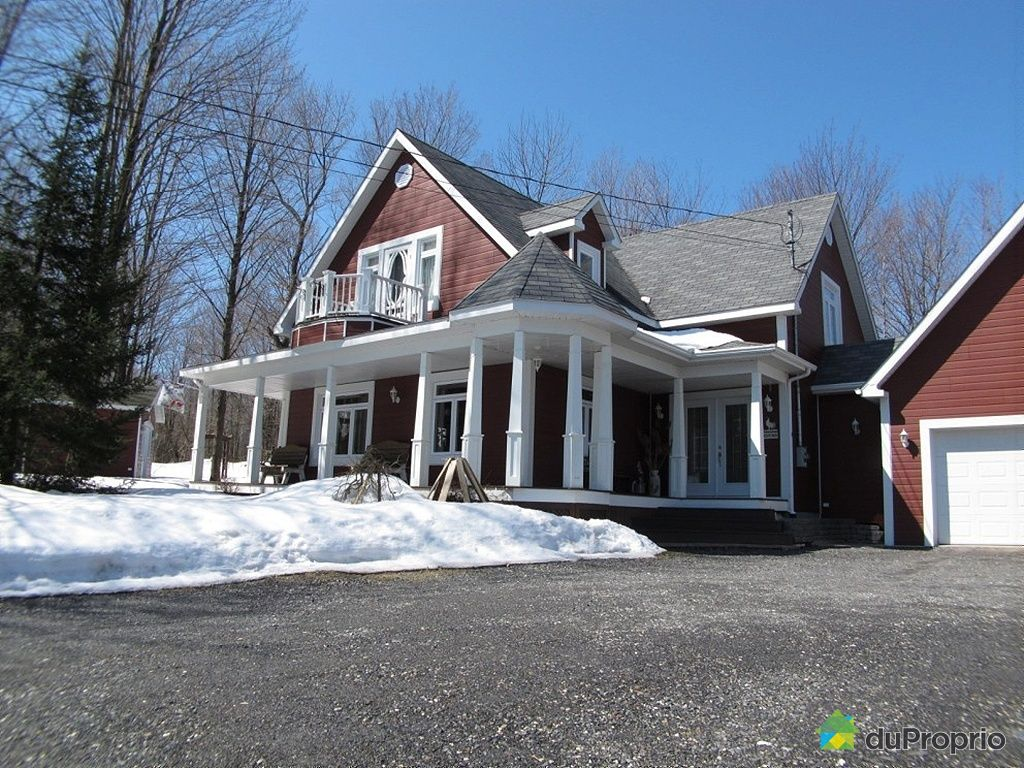 Maison vendu shefford immobilier qu bec duproprio 391737 - Temperature maison hiver ...