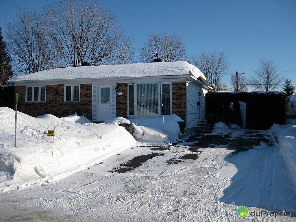 Maison vendu l 39 ancienne lorette immobilier qu bec duproprio 477338 - Bassin recreatif ancienne lorette calais ...