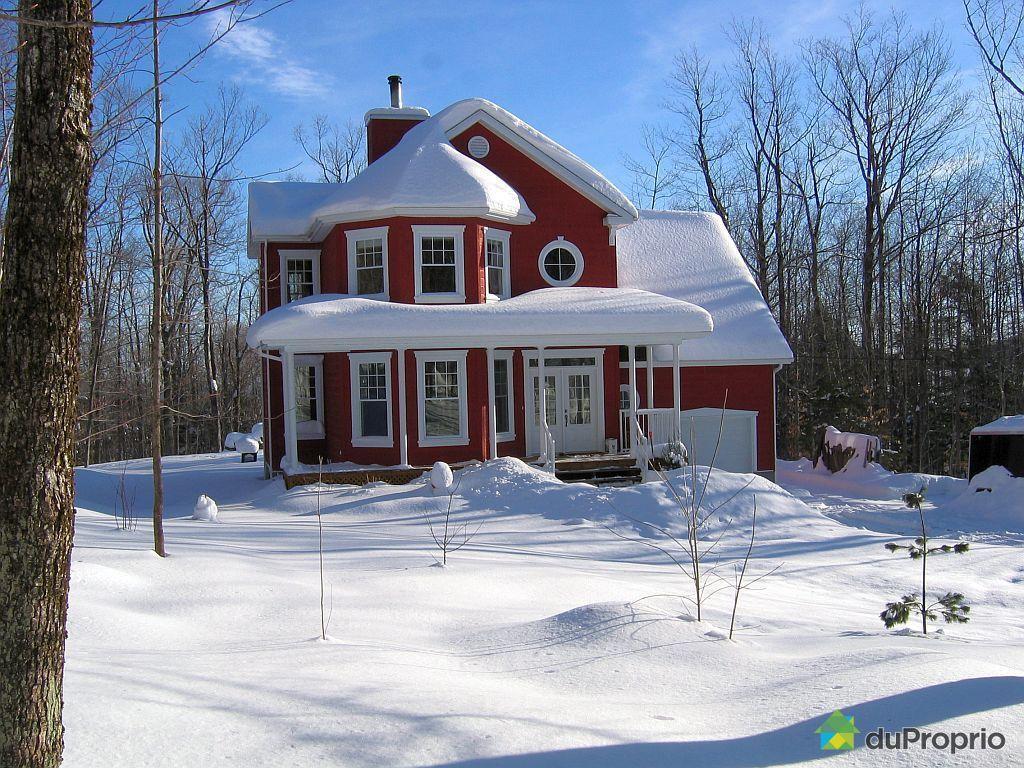 Maison vendu ste catherine de hatley immobilier qu bec for Acheter une maison au canada montreal