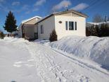Maison mobile � St-Ambroise, Saguenay-Lac-Saint-Jean