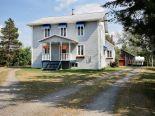 Fermette � Cap-St-Ignace, Chaudi�re-Appalaches via le proprio