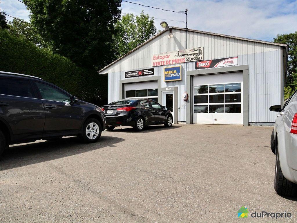 Garage vendre cap rouge 4344 rue saint f lix for Garage desaffecte a vendre