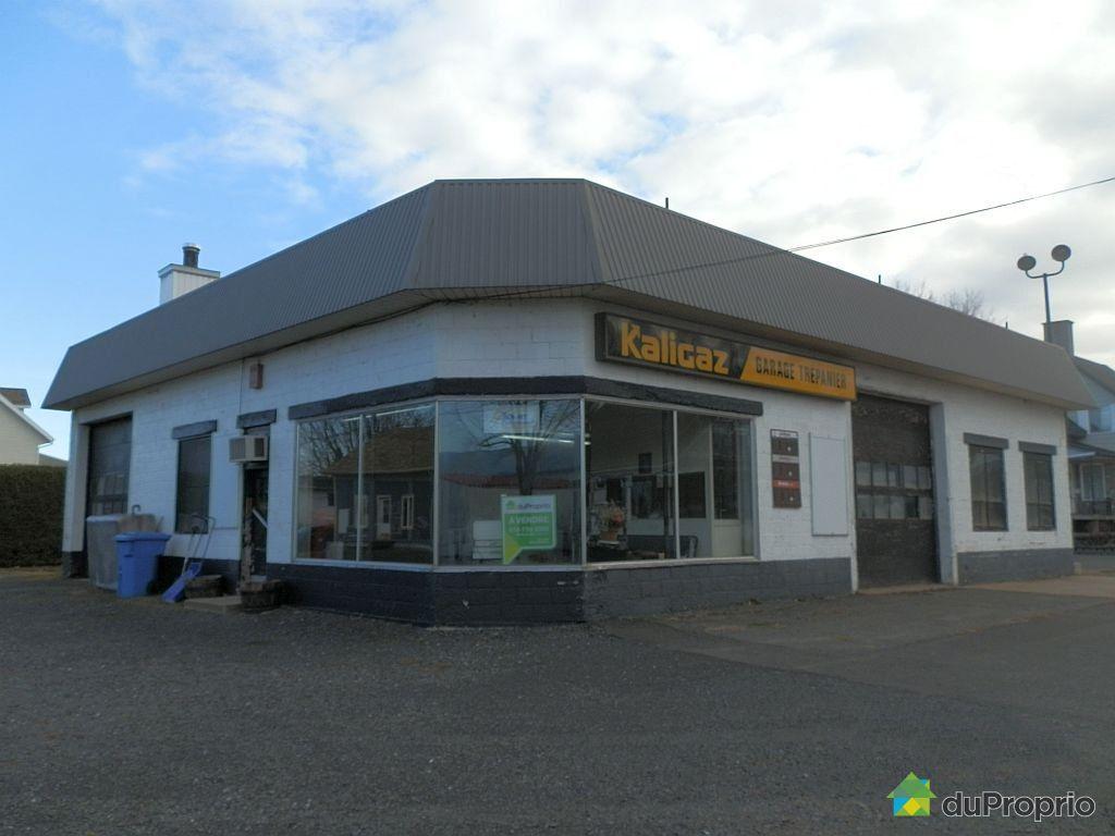 Garage vendre st edouard de lotbiniere 128 route for Louer garage mecanique
