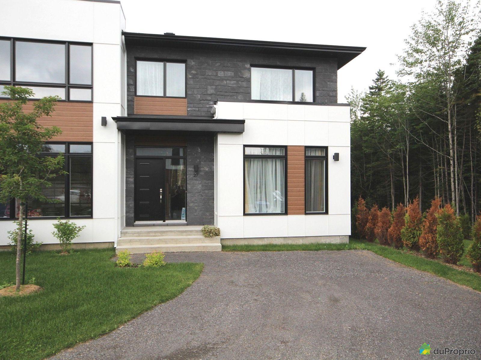 27 rue des m l zes quartier du hameau boischatel for Acheter maison quebec
