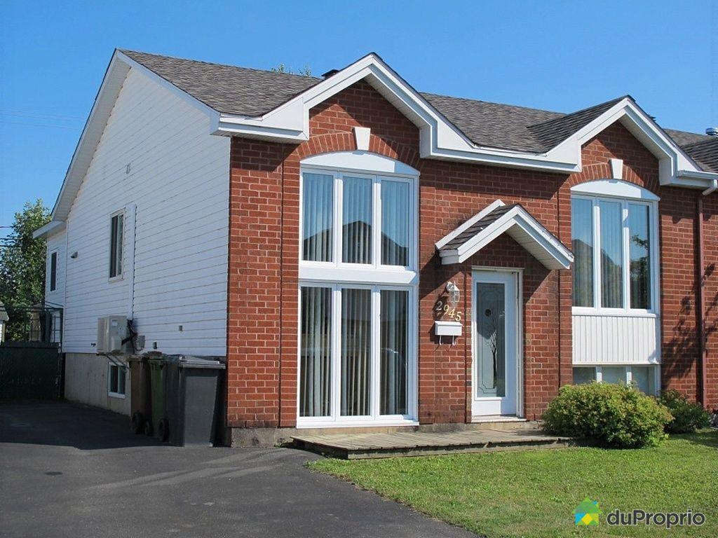 2945 rue des grands ducs drummondville vendre duproprio - Maison a vendre par le proprietaire ...