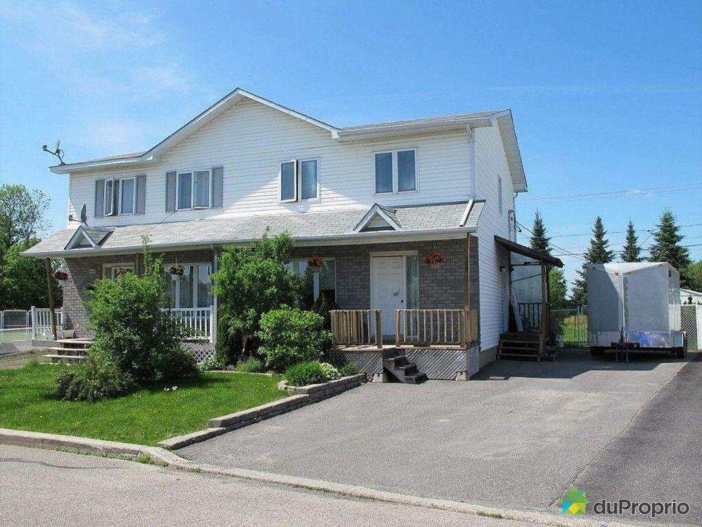 Jumel vendu gatineau immobilier qu bec duproprio 422556 for Achat maison gatineau