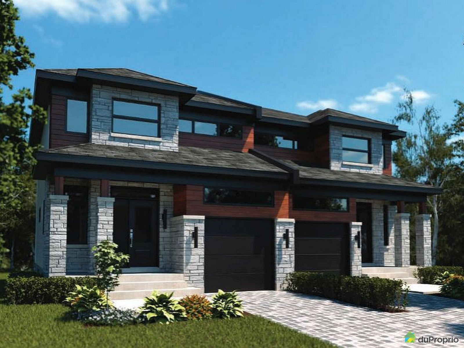Beautiful Canada Maison Vente Ideas - Antoniogarcia.info ...