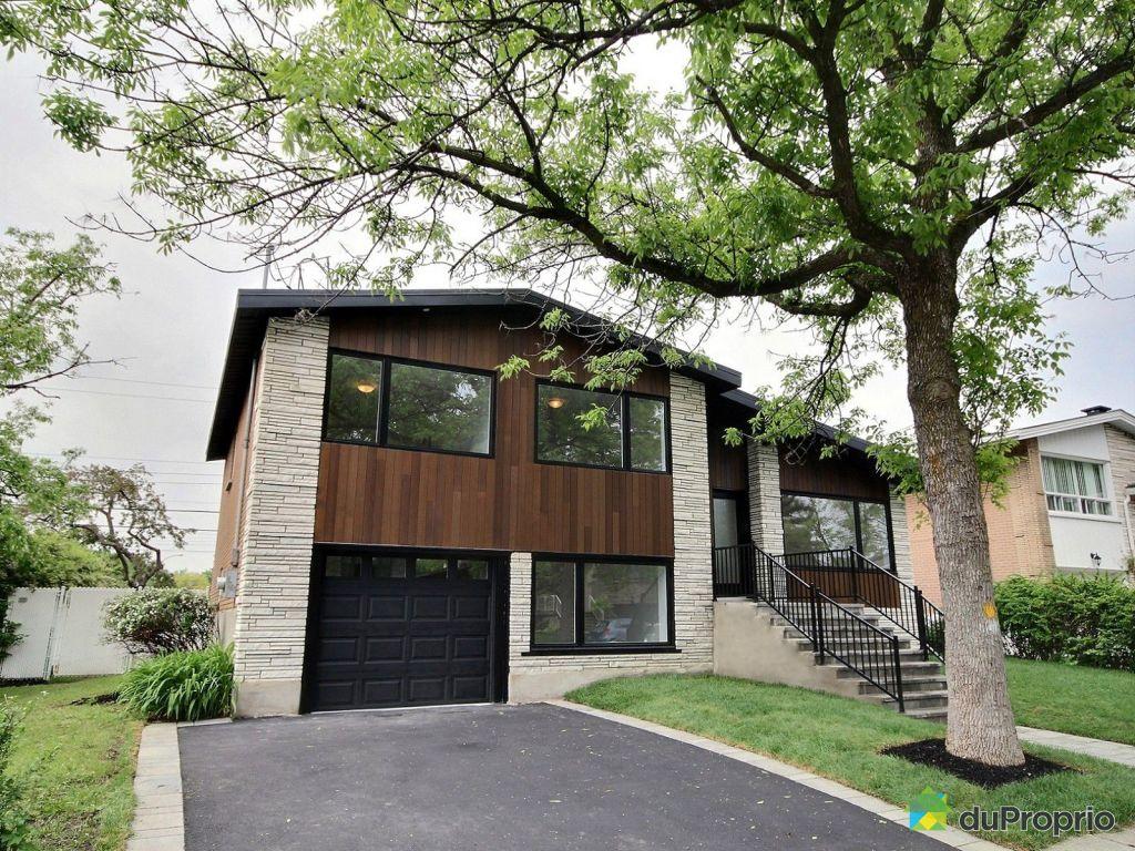 Maison vendu montr al immobilier qu bec duproprio 613088 for Achat maison montreal canada