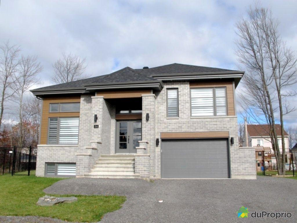 Maison vendu blainville immobilier qu bec duproprio 469301 - Combien coute une facade de maison ...