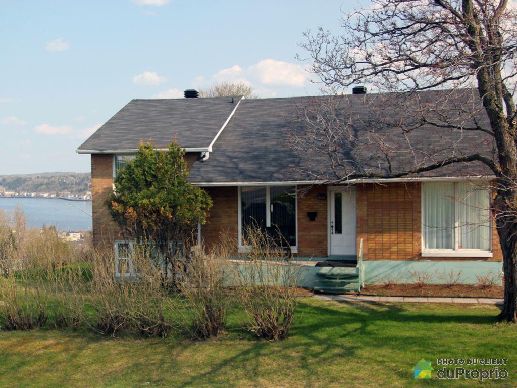 Maison vendre chicoutimi 114 rue des hydrang es for Acheter maison quebec