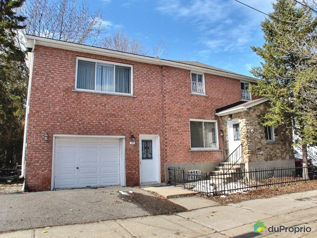 Maison vendu montr al immobilier qu bec duproprio 412723 for Acheter une maison a montreal