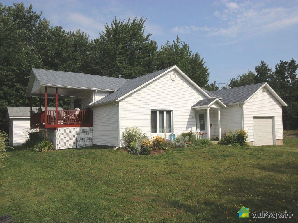 maison vendu plessisville immobilier qu 233 bec duproprio 542071