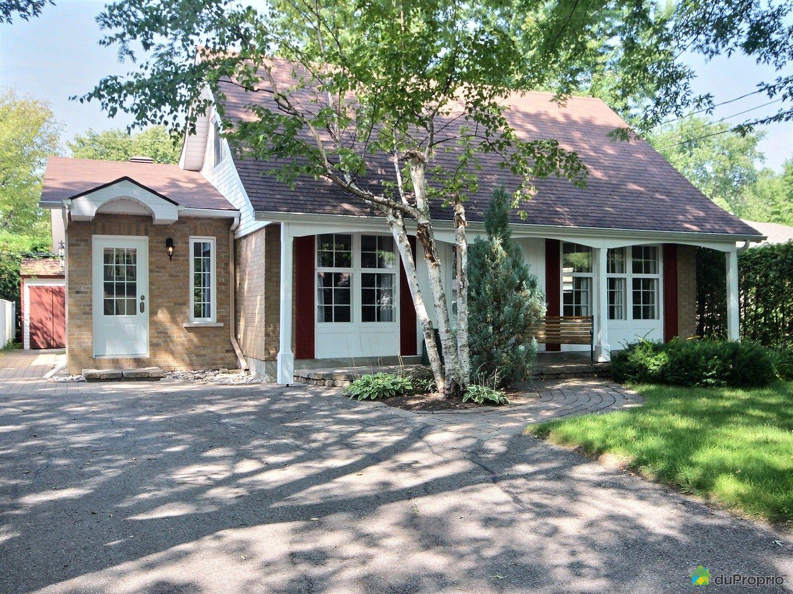 Maison vendu candiac immobilier qu bec duproprio 568073 for Acheter un maison a montreal