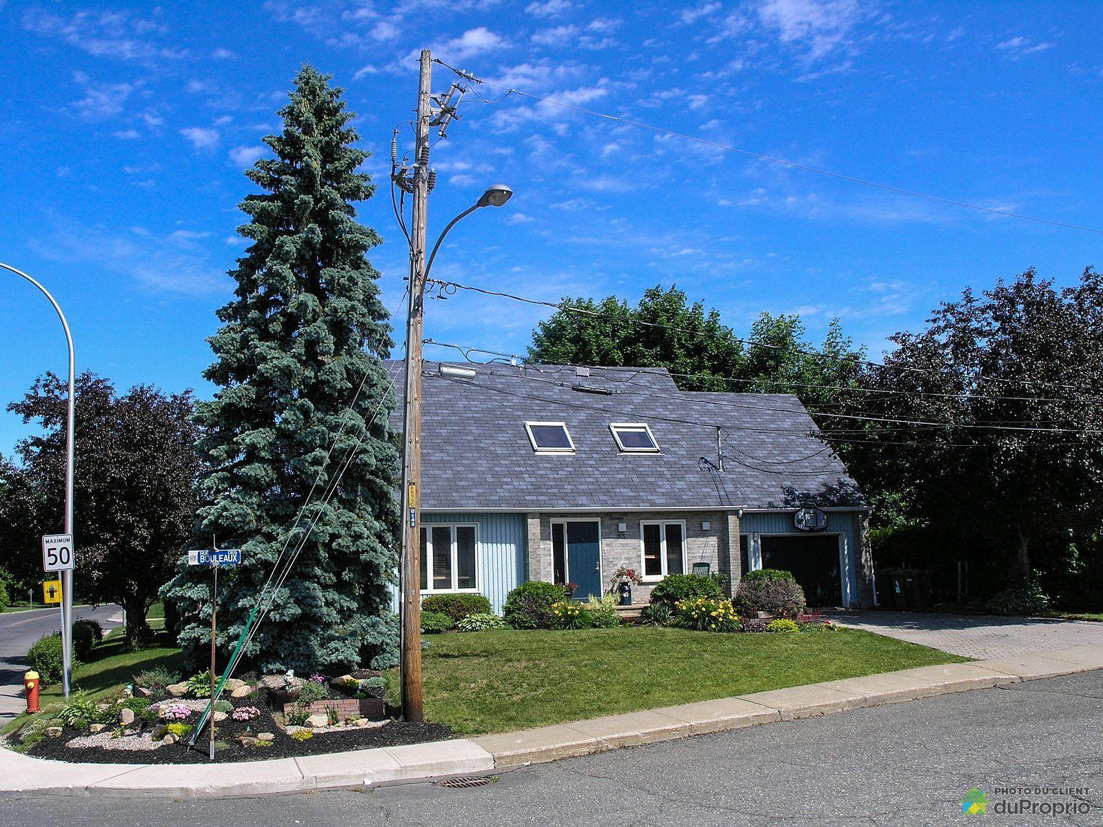 33 rue des bouleaux drummondville drummondville for Acheter une maison au canada montreal