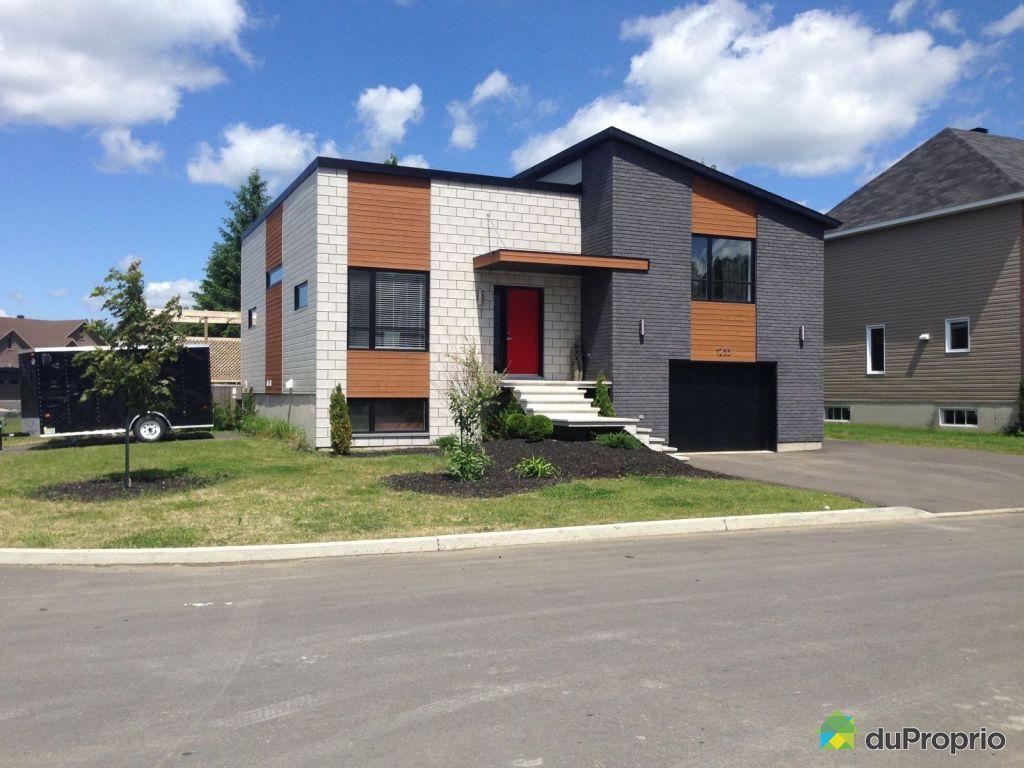 Maison vendu drummondville immobilier qu bec duproprio 429689 - Combien coute une facade de maison ...