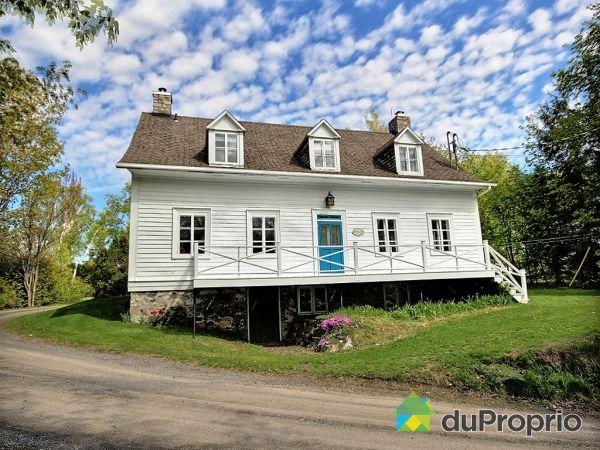 Maison vendu ile d 39 orl ans st jean immobilier qu bec duproprio 426643 - Vendre sa maison a un promoteur ...