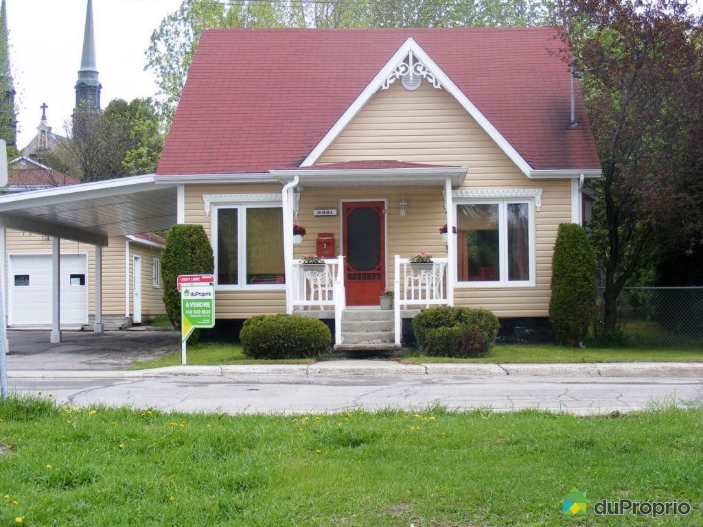 Maison vendu jonqui re immobilier qu bec duproprio 433738 - Vendre sa maison a un promoteur ...